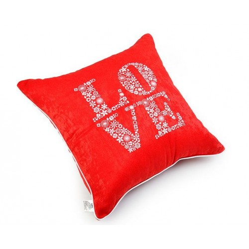 Perna decorativa Idea LOVE, 47 x 47 cm