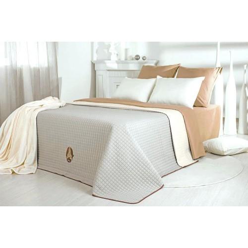 Cuvertura matlasata Idea Style Lux, 210 x 240 cm, gri