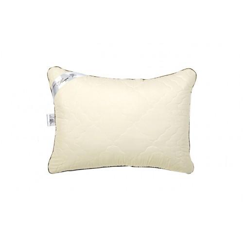 Perna antialergica Idea Pearl, 40 x 60 cm, cu fermoar, cream