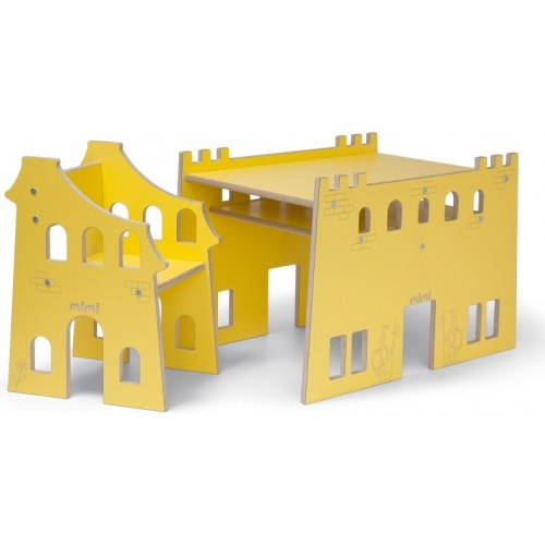 Masa pentru joaca MIMI Castelul mare