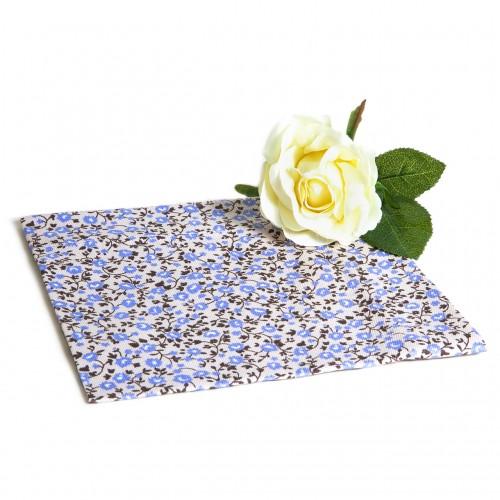 Napron din bumbac Lavender Flowers, 40x40 cm